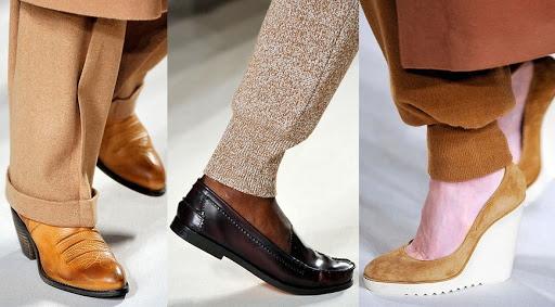 Chloe Fall shoes 2013 #Paris