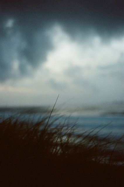 .: At The Beaches, Charles Bukowski, Blue, The Ocean, Summer Storms, Landscape, Photo, Storms Cloud, The Sea