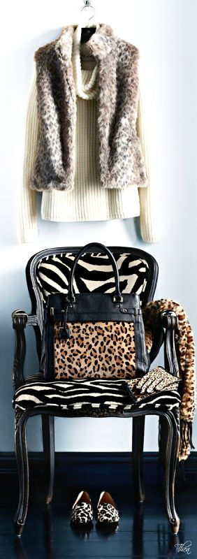 Animal Print Décor - ~LadyLuxuryDesigns