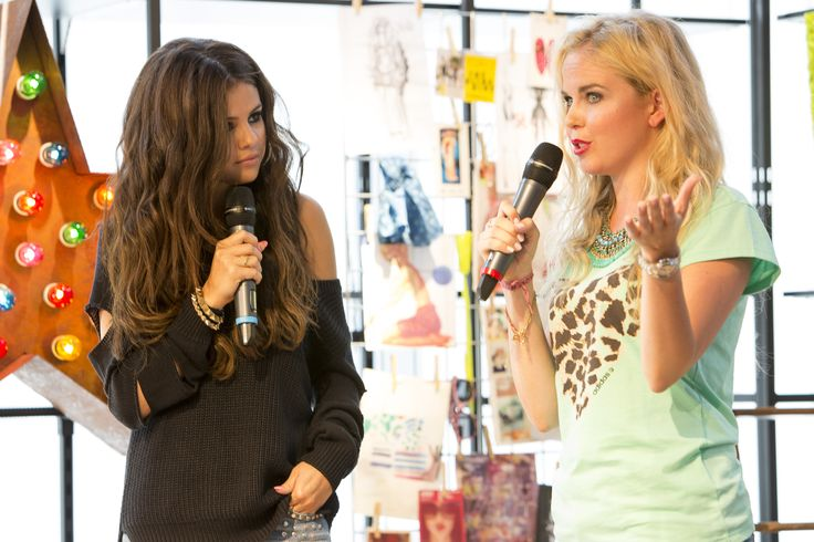 Selena Gomez and adidas NEO collection http://news.adidas.com/GLOBAL/STYLE/selena-gomez-launches-first-collection-for-adidas-neo-label-/s/2dae679f-ef92-4b9e-9108-e0aa21f1794b