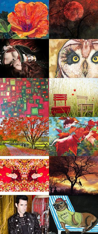 autumn fine art by Eli Rolandova on Etsy--Pinned with TreasuryPin.com