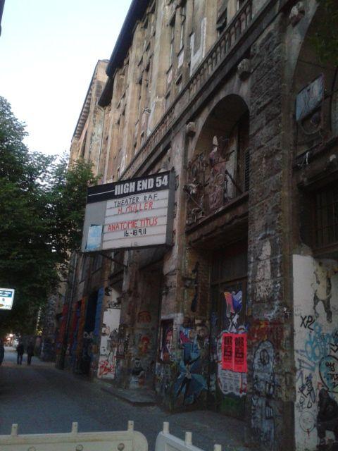 Tacheles - Kunsthaus