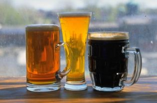 The Fine Art of Drinking Beer