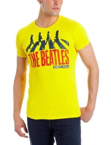 Camiseta The Beatles - Abbey Road http://www.milideaspararegalar.es/producto/camiseta-beatles-abbey-road/