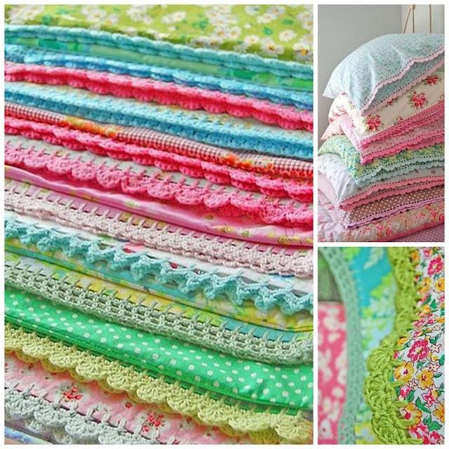crochetThe Edging, Colors Pattern, Crochet Borders, Crochet Edgings, Rosehip, Baby Blankets, Rose Hip, Crochet Knits, Beautiful Crochet