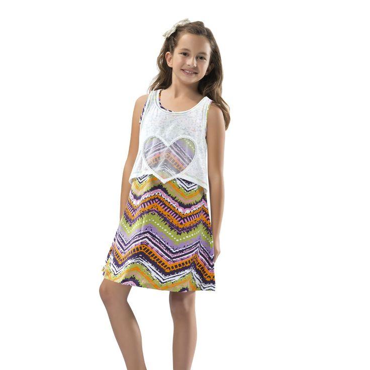 Özkan Kız Çocuk Elbise  41215
