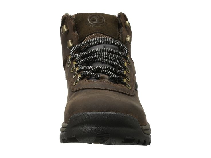 Timberland White Ledge Mid Waterproof Men's Hiking Boots Brown