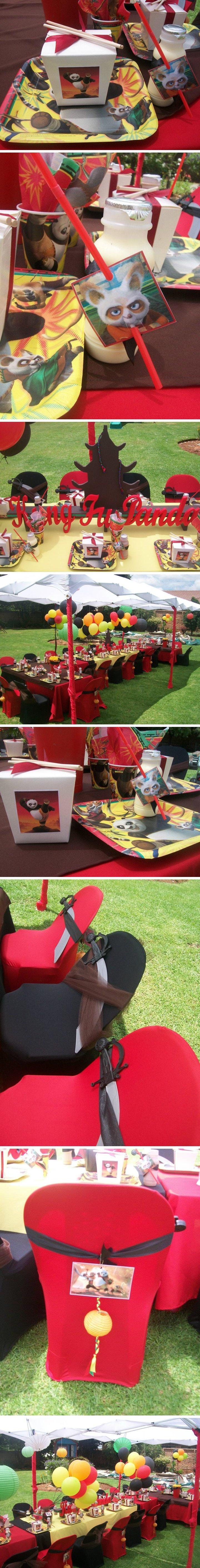 Kung Fu Panda Party By: Supakids Alberton
