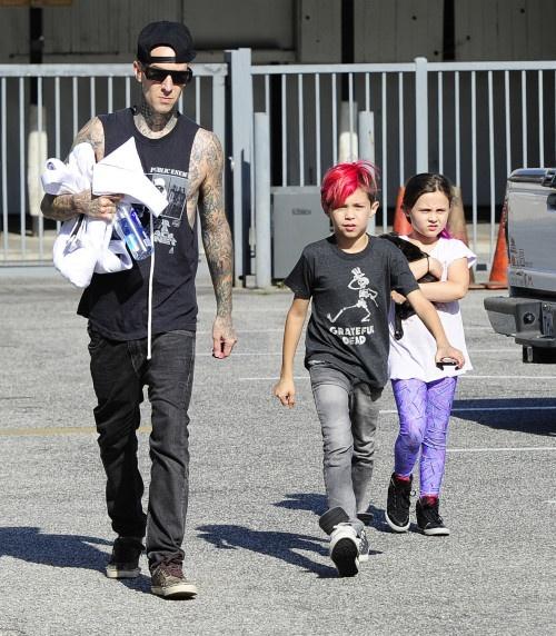 Yelawolf Kids Best 25+ Travis barker...