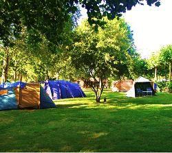 Camping los manzanos