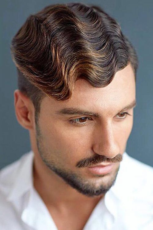 Various Curly Hairstyles For Men To Suit Any Occasion | Curly hair styles, Curly hair men, Curly ...