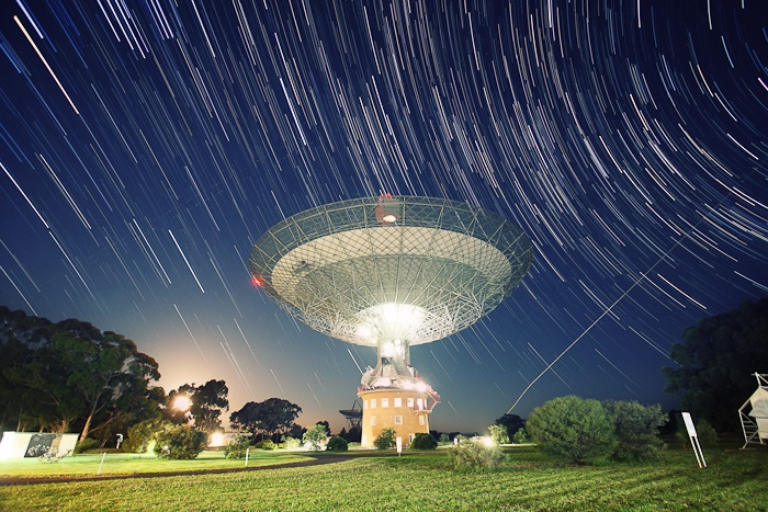 The Dish  Parkes, NSW Australia