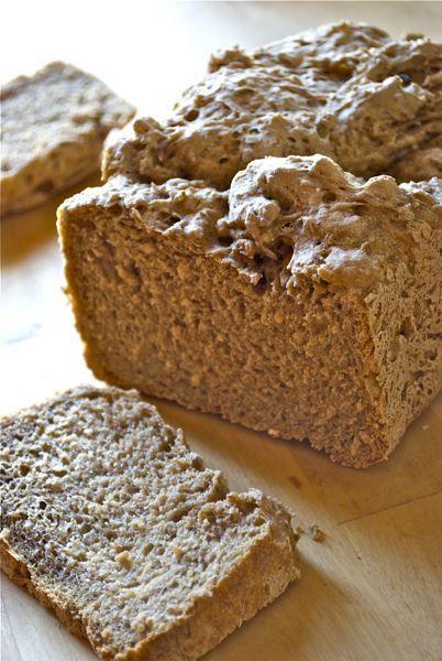 Pan sueco de arándanos rojos, receta para panificadora del Ikea