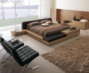 Stylish Bedroom Decorating Ideas With Contemporary Italian Beds by Fimes | Bedroom Interior Design