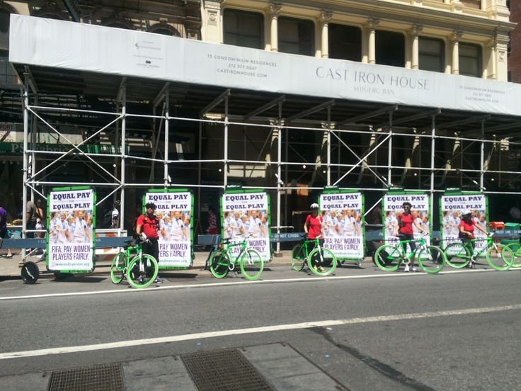 AdBicy is an EcoFriendly advertising bike trailer who can promote low cost successful campaigns.