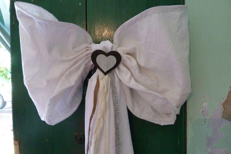 fiocco decorazione per matrimonio