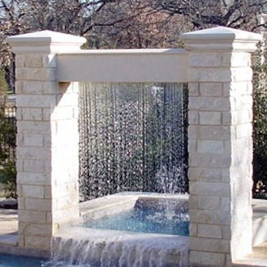 10 water features to make any backyard landscape complete