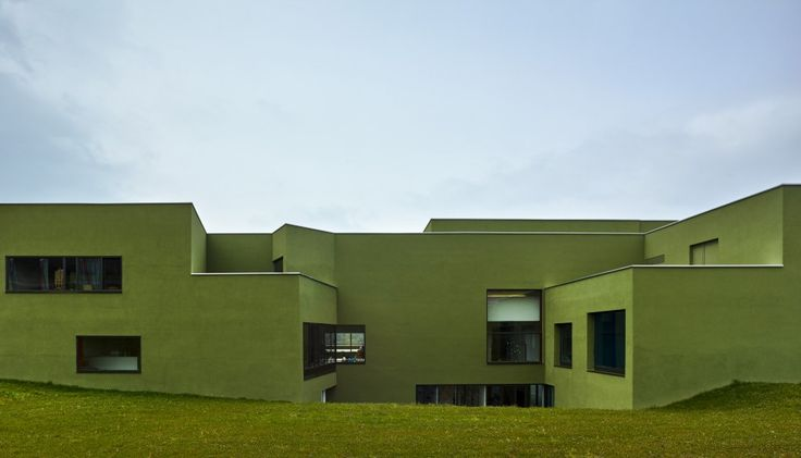 Orbec, 2015 - Dominique Coulon & associés - architectes