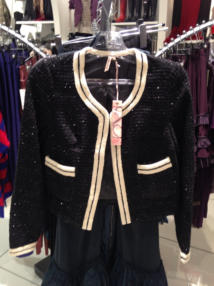#Chanel#style#Jacket from #NICCI
