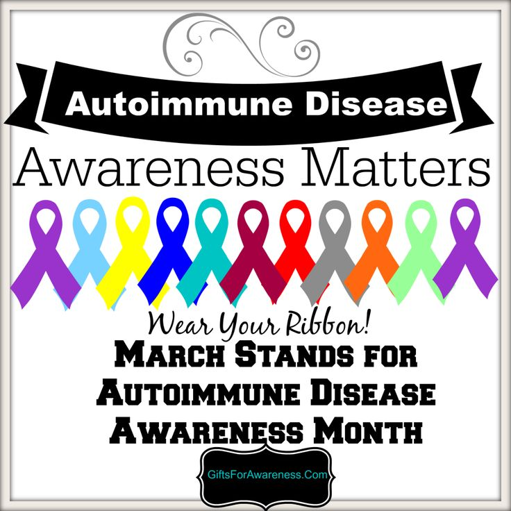 Take A Stand March Stands For Autoimmune Disease