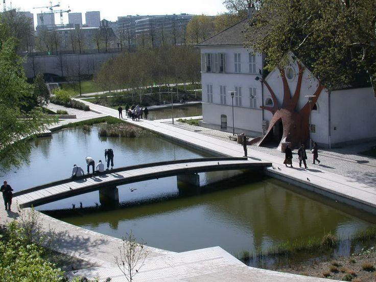 Parc Bercy 4