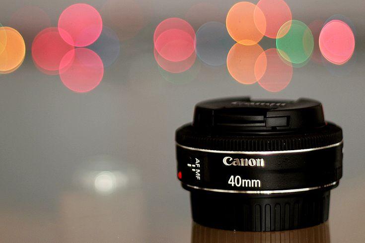 Review » Lente Canon 40mm 2.8 – STM