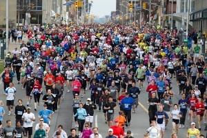 Toronto Yonge Street 10K, photo runCRS.ca http://www.torontonicity.com/2013/03/29/charity-runs-in-toronto-2013/