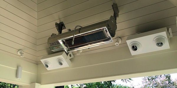 Outdoor Patio Cooling Systems Amazing Fort Worth Evaporative Home