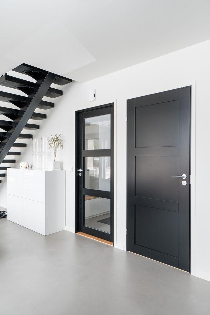 En dør er ikke lenger bare en dør, den er interiør - Byggmakker+