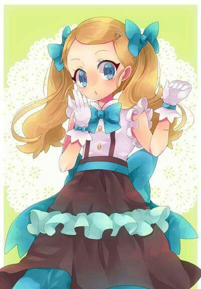 Serena ♡ I Give Good Credit To Whoever Made This Serena Yvonne Pokemon Xy Pinterest Pok 233 Mon