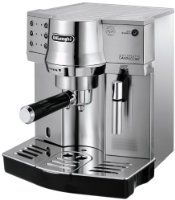 De'Longhi Stainless Steel Premium Pump Espresso Machine EC860.M, 15 Bar, 1 L, 145 W