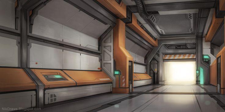 Mejores 35 im genes de nave espacial en pinterest for Interior nave espacial