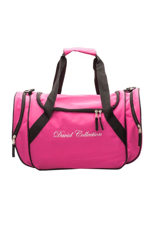 David Workout Bag, pink 39,00 € www.fashionstore.fi