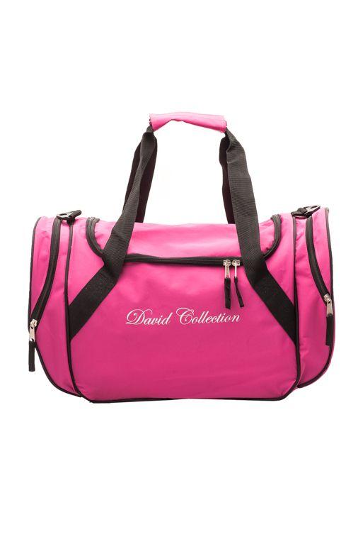David Workout Bag, pink 39,00 € www.fashionstore.fi