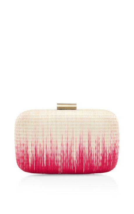Shop Lychee Hwb Minaudieres Clutch by Serpui Marie Now Available on Moda Operandi