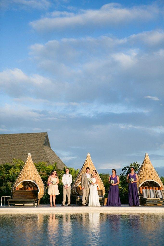 Andrea and Matt – InterContinental Fiji Golf Resort and Spa / Cheer Photography