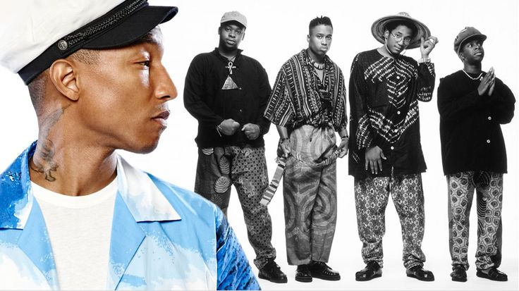 Hear Pharrell's Sultry Remix of A Tribe Called Quest's 'Bonita Applebum'  J. Cole, Cee Lo Green also set to appear on previously unreleased remixes for group's debut album reissue next month