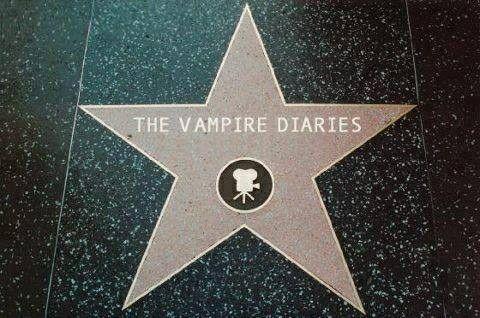 The Vampire Diaries Star