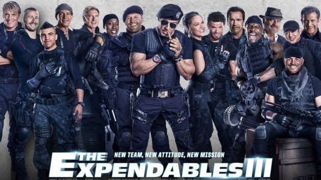 Download THE EXPENDABLES 3 (2014)