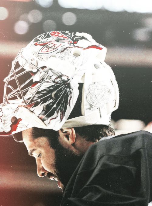 Corey Crawford - Chicago Blackhawks (Source: seabrooks)