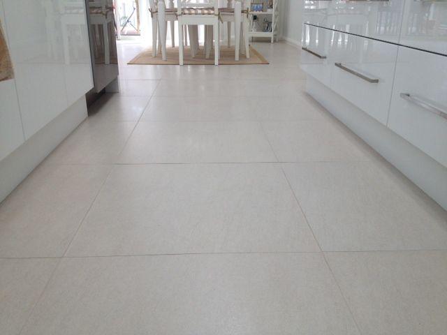 Floor : Essenza Argento Lappato 500 x 500mm (#815310)