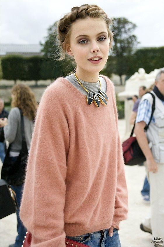 Knitspiration: oversized sweaters