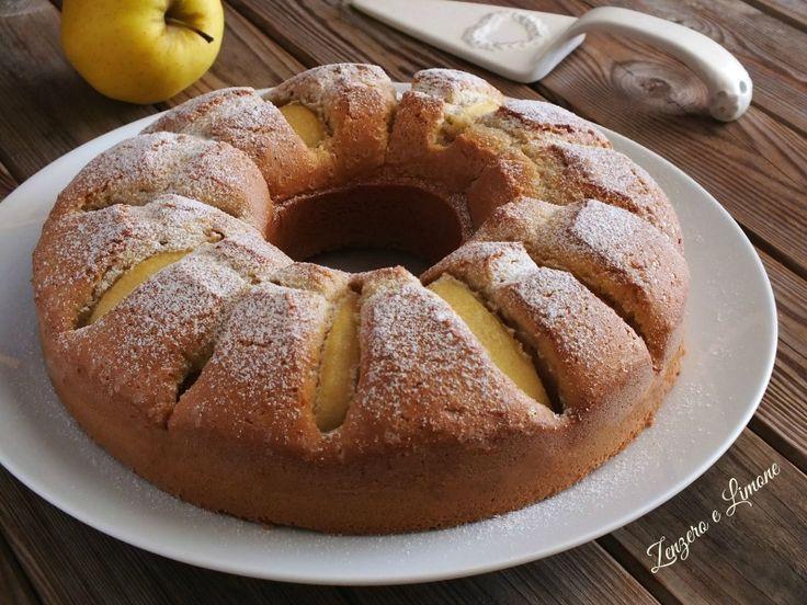 Ciambella+alle+mele