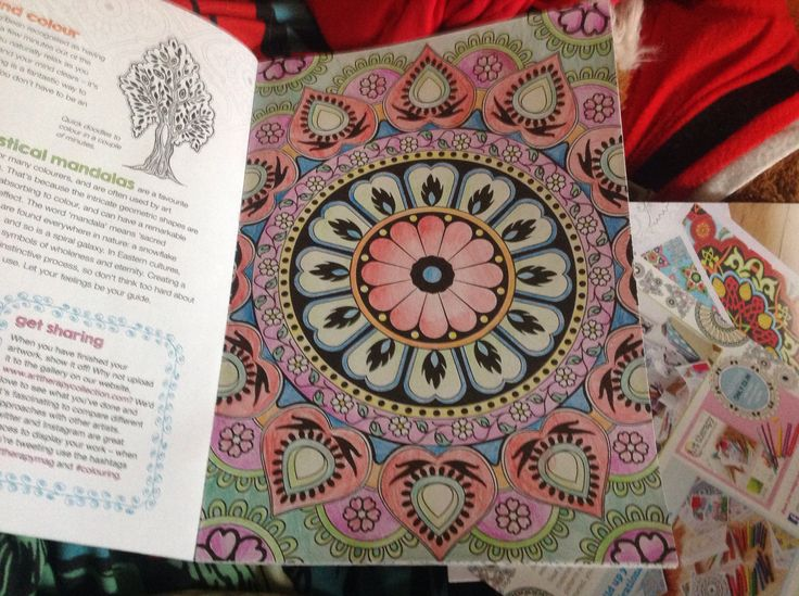 #arttherapymag my first