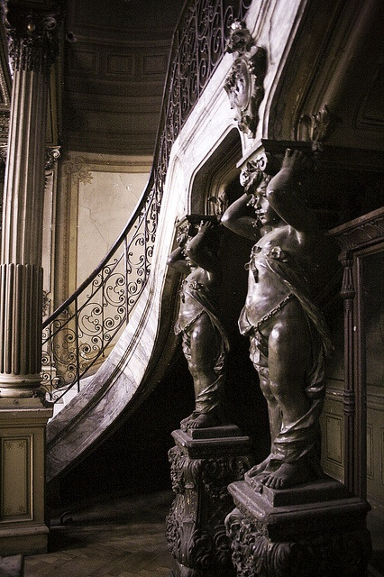 House Macca (1891) (interior detail) by Dominuz, via Flickr