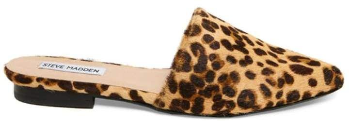 Steve Madden Trace #Leopard -Print Hair