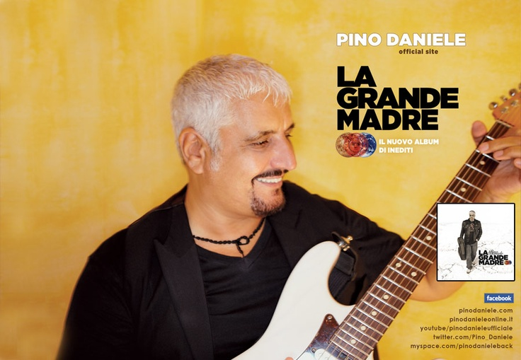 PINO DANIELE Official Web Site