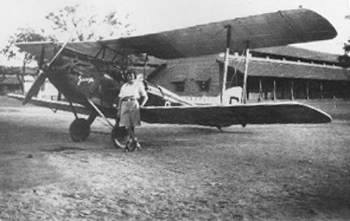 Amy Johnson jason india - de Havilland DH.60 Moth - Wikipedia
