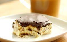 Simpel recept voor een goddelijke eclair taart