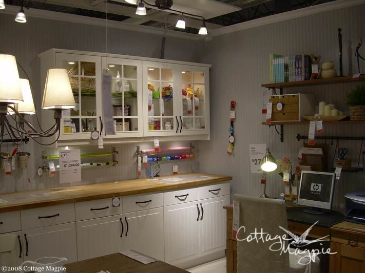 Exceptionnel Craft Room Storage Furniture | Craft Room: Cottage Style Ideas From